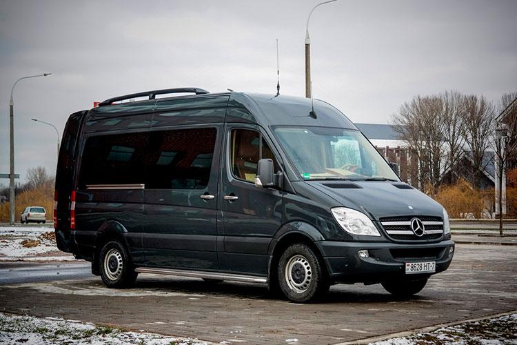 Микроавтобус Спринтер 316 VIP
