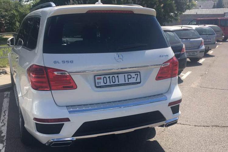 Mercedes GL-class X166