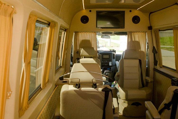 Микроавтобус Спринтер 313 VIP