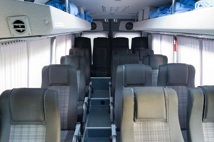 Микроавтобус Спринтер 516