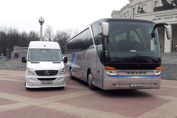 Микроавтобус Спринтер 519