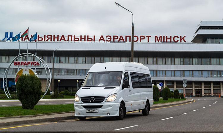 Микроавтобус Спринтер 315
