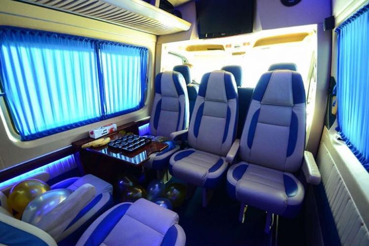 Микроавтобус Спринтер 35 VIP
