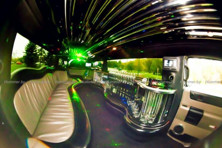 Лимузин Хаммер Н2 «Америка»