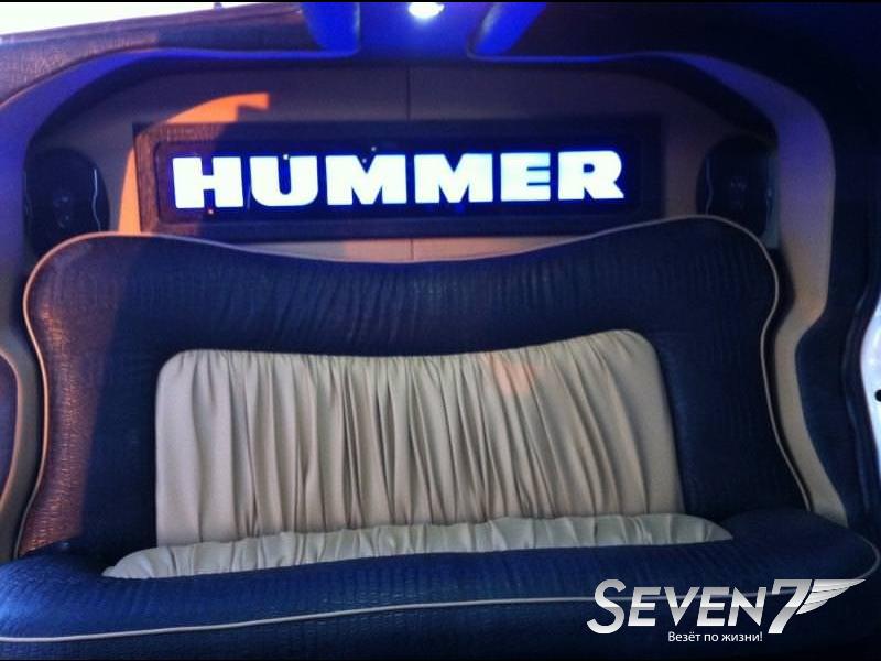 Лимузин Хаммер «Крыло чайки»