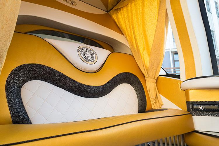 Лимузин карета «Авангард»