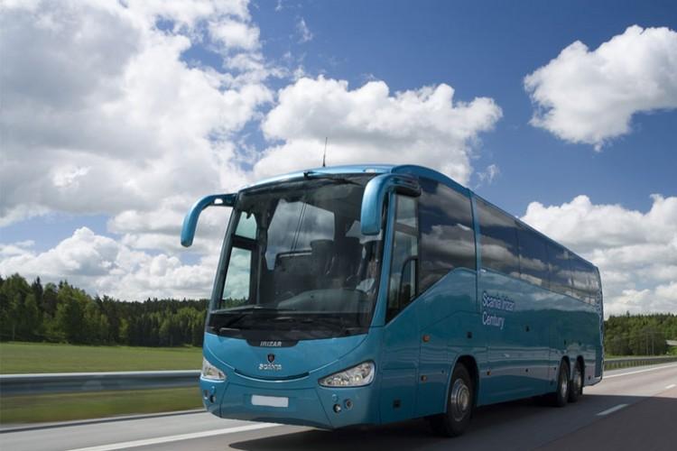 Автобус Скания