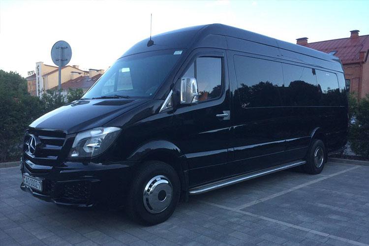Mercedes Sprinter Black