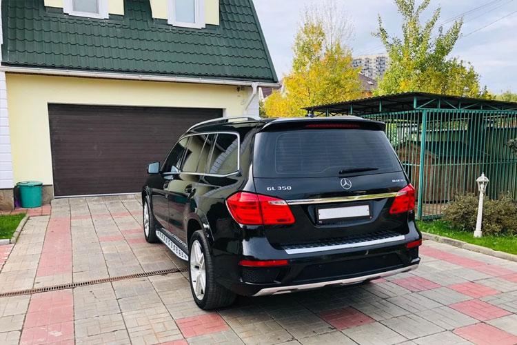 GL x166 черный